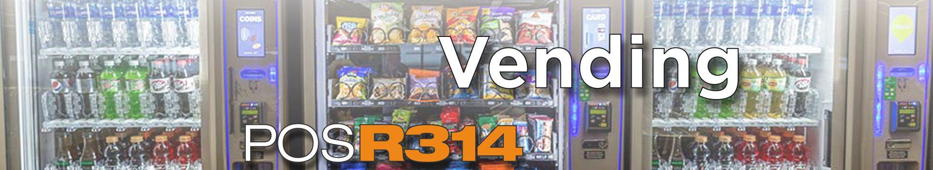 POS R314 - Vending
