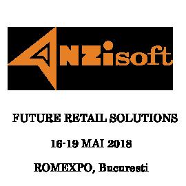 ANZI SOFT la targul dedicat industriei de retail - FUTURE RETAIL SOLUTIONS