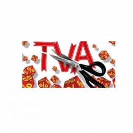 TVA modificat, începând cu 1 ianuarie 2016