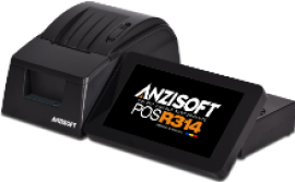 POS R314 Retail ANZI SOFT, omologat in 18 decembrie 2018