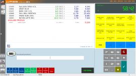Software vanzare - ZCASA Touchscreen